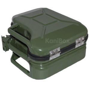 Outdoor Box oliv grün 10 Liter