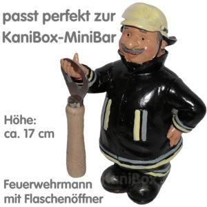 Feuerwehr Flaschenöffner für die KaniBox