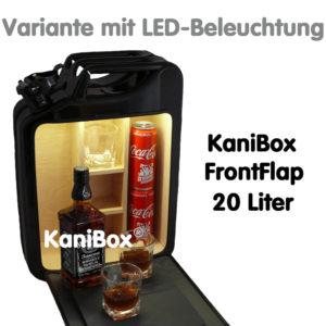 20er FrontFlap mit LED-Beleuchtung