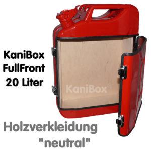 20er FullFront mit Holzverkleidung neutral