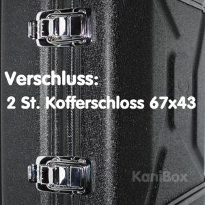 20er FullFront Kofferschloss 67x43