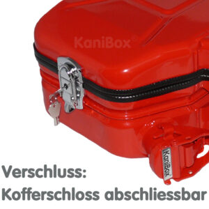 10er Case Kofferschloss abschliessbar