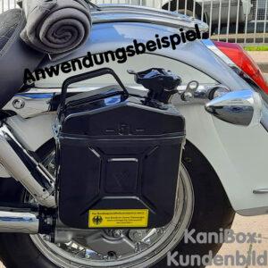 Harley Seitenkoffer 5 Liter