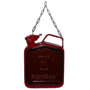 KaniBox 5 Liter OpenFront in Rot