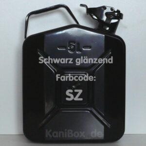 SZ Schwarz glänzend 5 Liter