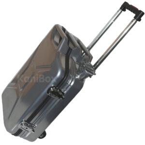 KaniBox 20 Liter Case SR silberfarbig