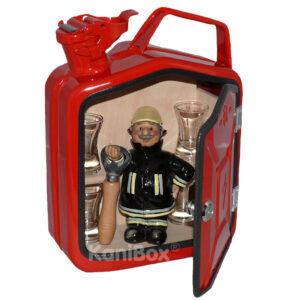 Feuerwehr Geschenkidee Flaschenöffner