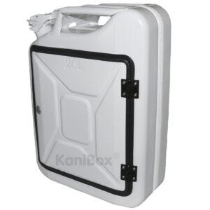 20 Liter KaniBox in Weiss