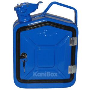 5 Liter KaniBox FrontDoor in Blau