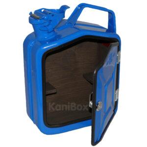 blauer 5 Liter Vintage BarKanister