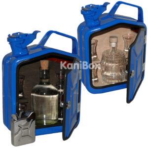 KaniBox 5 Liter MiniBar in Blau