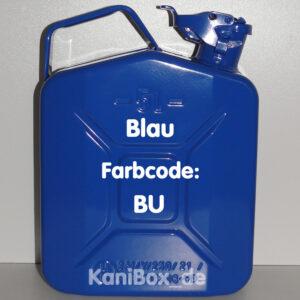 BU Blau 5 Liter