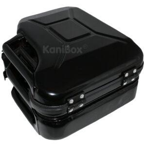 schwarze 10 Liter KaniBox Case