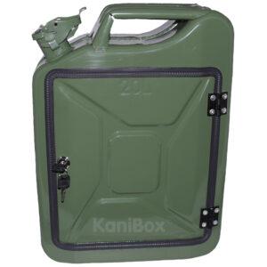 KaniBox 20 Liter in oliv grün