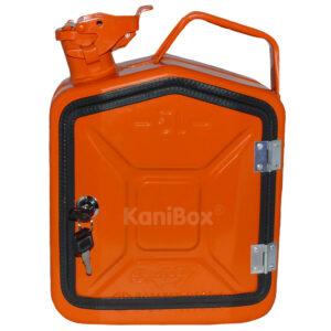 5 Liter KaniBox Farbe Orange