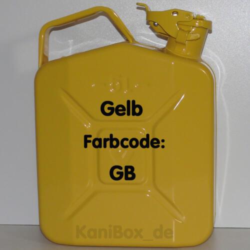 GB Gelb 5 Liter