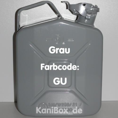 GU Grau 5 Liter