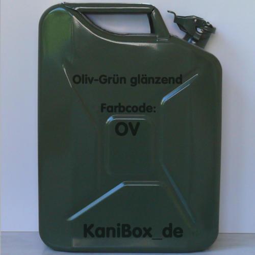 OV Oliv Grün KaniBox