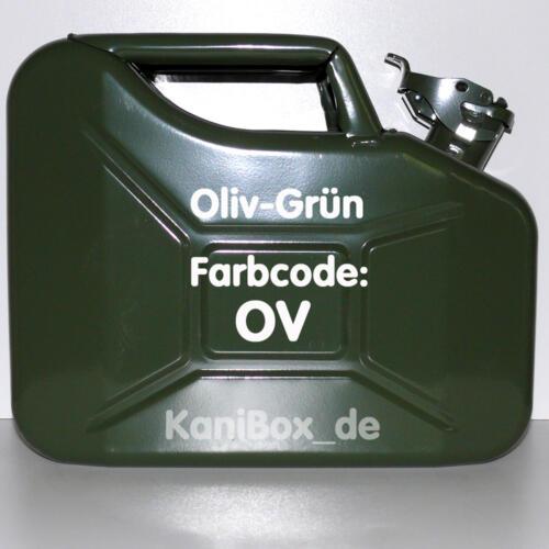 OV Oliv Grün 10 Liter