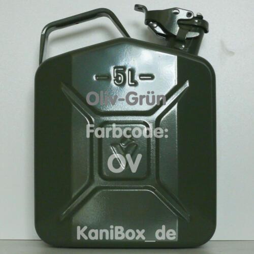 OV Oliv Grün 5 Liter