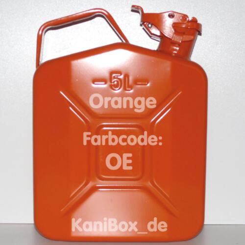 OE Orange 5 Liter