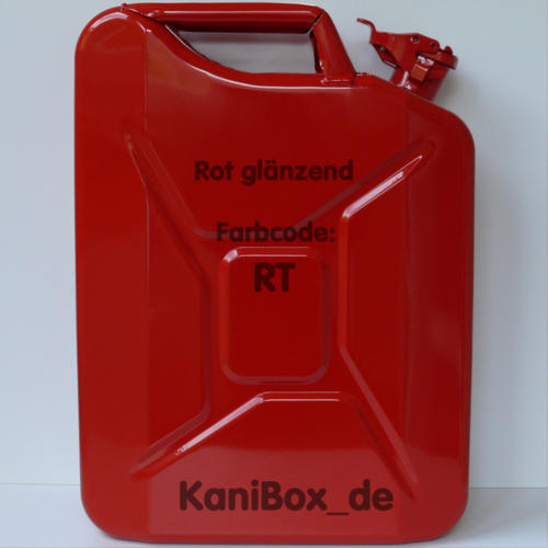 RT Rot glänzend KaniBox