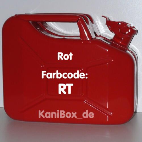 RT Rot glänzend 10 Liter