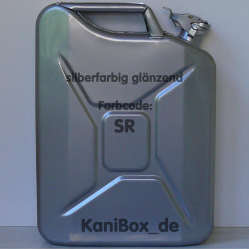 SR silber metallic KaniBox