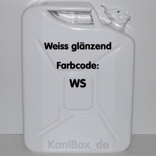 WS Weiss glänzend KaniBox