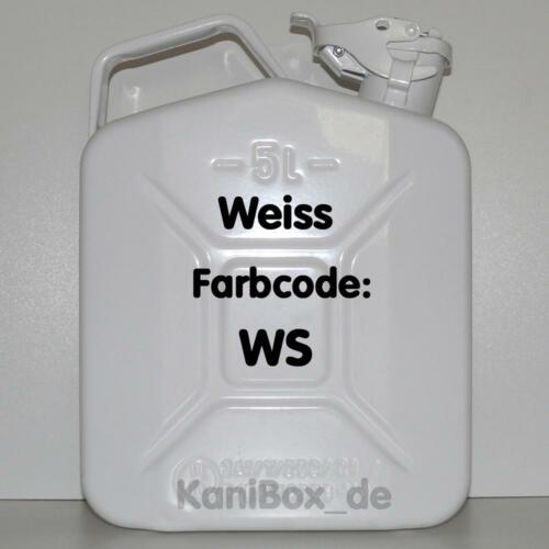weiss-WS 5er